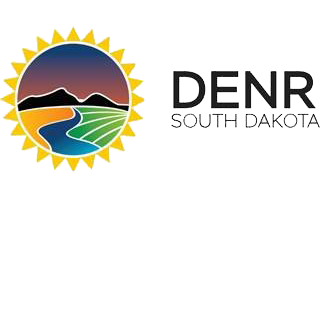 South Dakota Department of Environment and Natural Resources logo